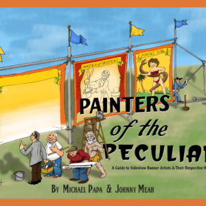 Painters of the Peculiar Book Cover